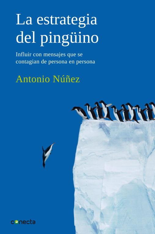 libro la estrategia del pinguino